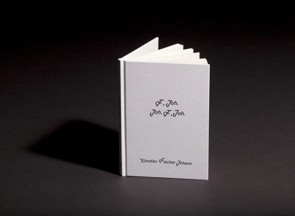 Buch Johann Fischer - Haus der Künstler Gugging - Grafik Julian Hagen - Joseph Binder Award